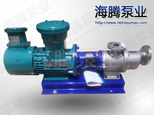 HVP型短程蒸馏真空出料泵
