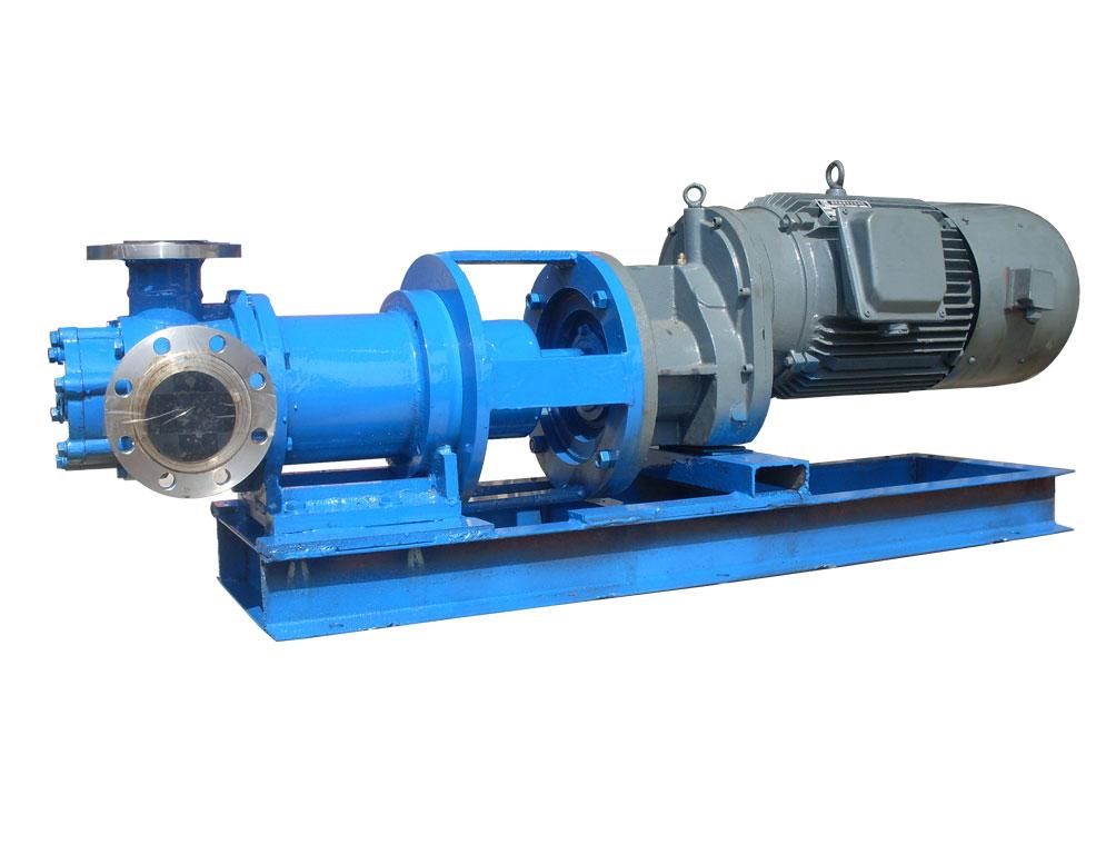 高粘度磁力驱动泵