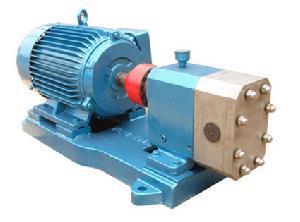 不锈钢外润滑齿轮泵